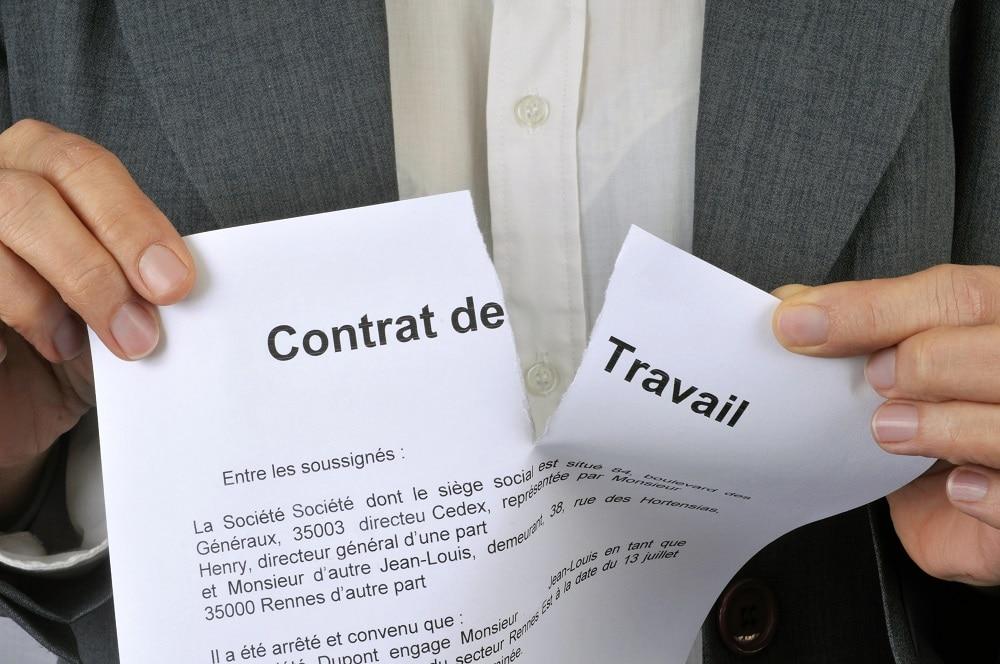 L Affaire Du Coiffeur Remercie Une Rupture Discriminatoire De La